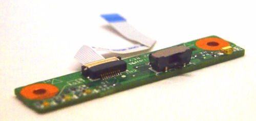 hp pavilion dv9700 switch board with cable 37at9wb0006