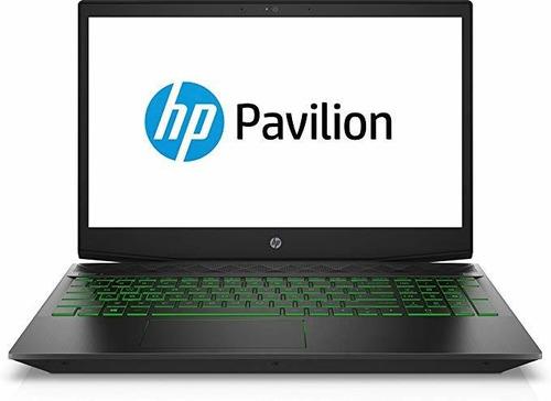 hp pavilion gaming laptop 15.6 full hd intel core i7-8750 ®