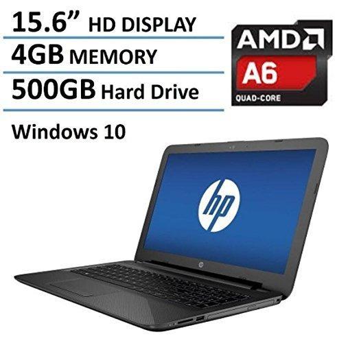 hp pavilion  inch laptop (cuádruple núcleo amd a gb de ram,