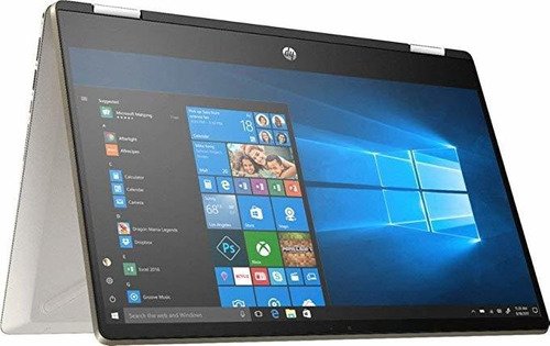 hp pavilion x360 2 in 1 premium 2019 laptop intel 4-core i ®