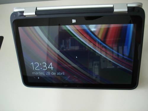 hp pavilion x360 touchscreen 13,3 intel core i3 en la plata