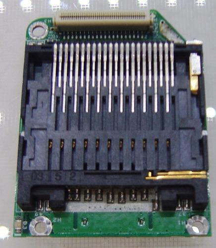 hp pavilion zd7000 - card reader & i.r. board dant1pth6a1