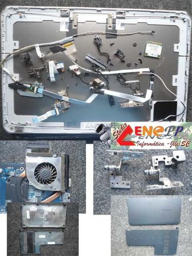 hp pavillon dm4 2135br i3 - 4gb ou peças - valor negociável