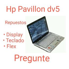 Hp Pavillon Dv5-1132la - Repuestos