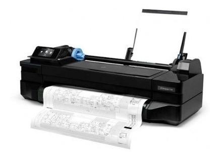 hp plotter designjet t120 a-1 24+ciss manguera regida