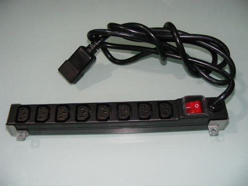 hp power conector de corriente 8 tomas 220 voltios