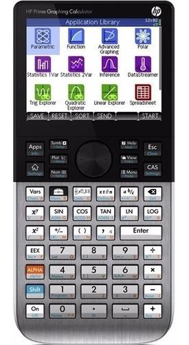 hp prime v2 calculadora gráfica touch bachillerato universid