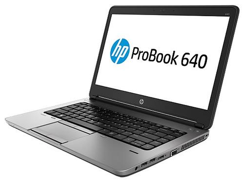 hp probook 640 g1 14´ i7-4600m 2.90ghz 4gb 500gb w8pro