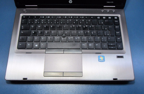 hp probook 6475b amd a6 4gb 320gb video dedicado radeon 512