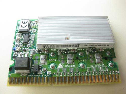 hp proliant dl380 g3 módulo regulador voltagem 266284-001