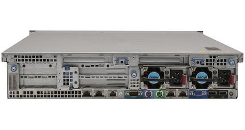hp proliant dl380 g6 intel xeon quadcore x5504, 4 gb ram ddr3, hd sas sata ssd,  monte sua configuração com preço justo