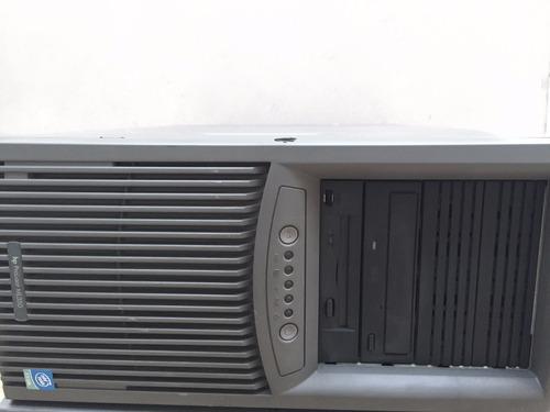 hp proliant ml 350 g4 - intel xeon 2 hds 146gb