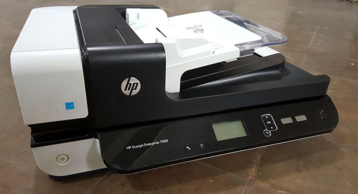 HP SCANJET ENTERPRISE 7500 DRIVER FOR WINDOWS 10