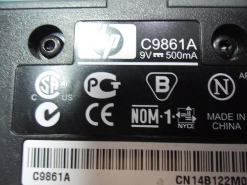 hp scanjet xpa mod. c9861a no estado
