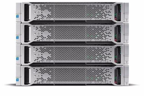 hp servicios profesionales de asesoramiento en servidores