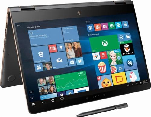 hp spectre x360 2-in-1 15.6 4k ultra hd touchscreen 16 ram