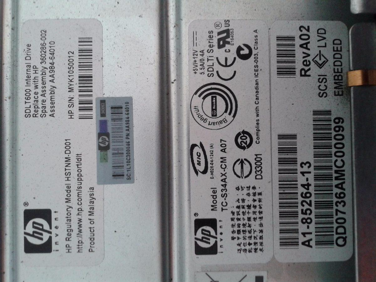 HP SDLT 600 SCSI WINDOWS 8 DRIVERS DOWNLOAD