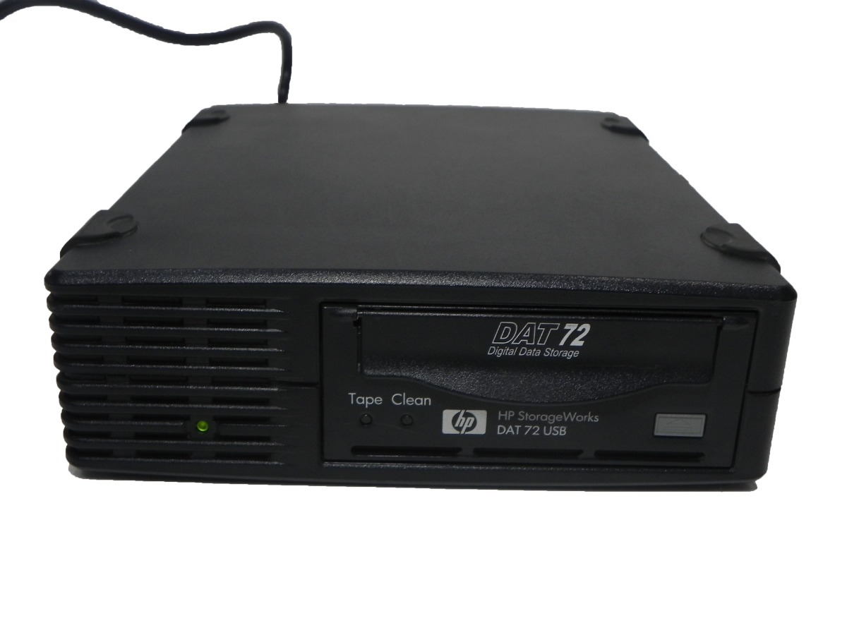 HP STORAGEWORKS DAT 72 DRIVERS FOR PC