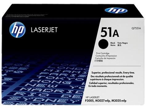 hp toner negro - laserjet p3005/m3035 (6.500 p¿g.)