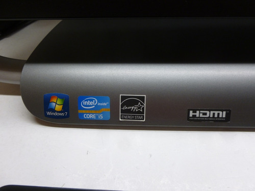 hp  touchsmart 520 pc   monitor 23 pulg. all in one