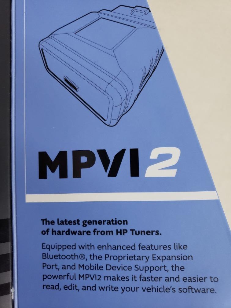 Hp Tuners Mpvi2 Standard Tuning Programación Inmovilizador
