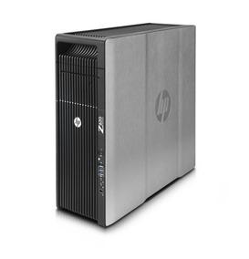 Hp Workstation Z620 Xeon Tarjeta De Video 1gb 8gb 500hdd