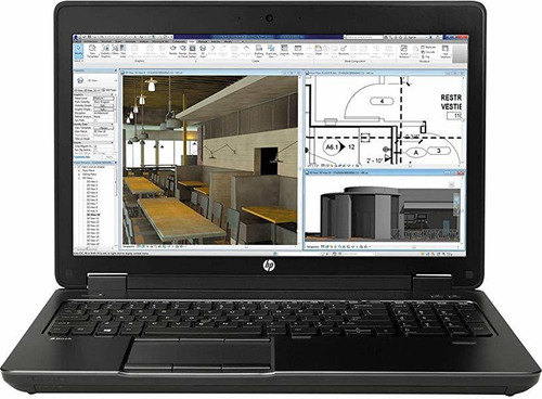hp zbook 15 g2 fhd 15.6 mobile workstation quad-core i7 48 ®
