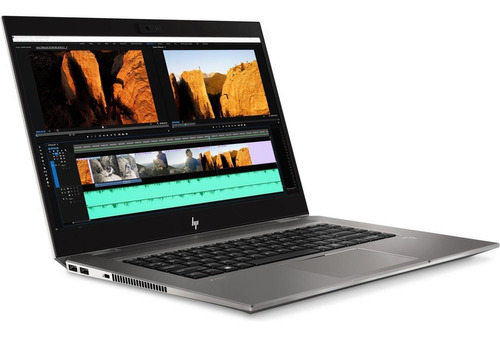 hp zbook studio g5, intel core i7-8850h w10p