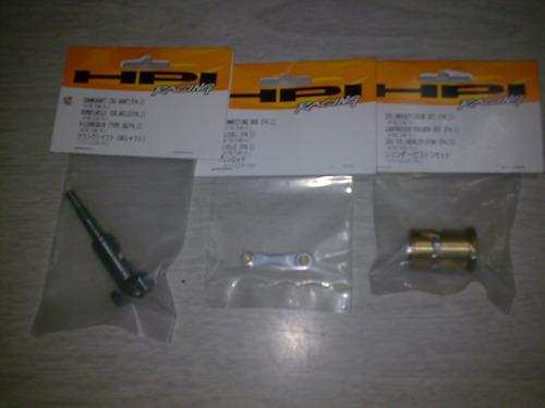 hpi 4.1 conjunto de pisto biela y cigüeñal