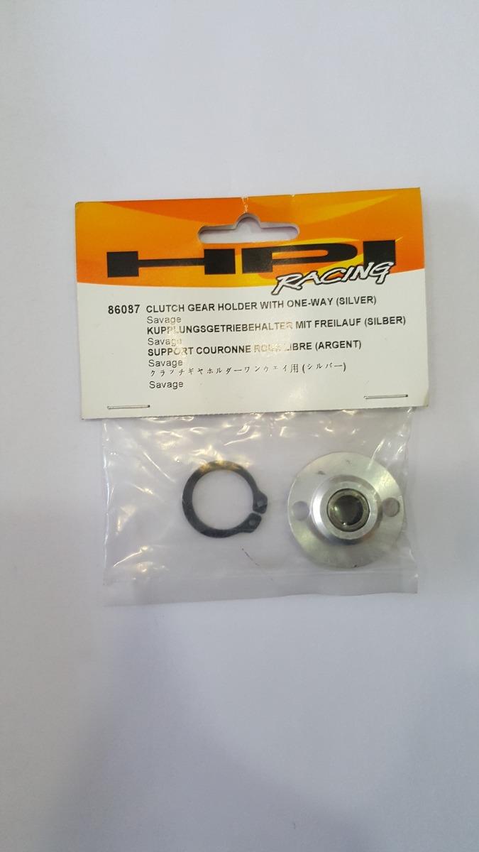 Savage Clutch Gear Holder w// 1 Way #86087 HPI