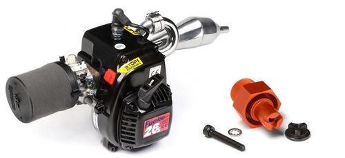 hpi racing 112457 1/5 baja 5b gas 26cc kit envio gratis ofi