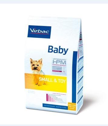 hpm® cachorros razas pequeñas 3 kg alimento hiper premium