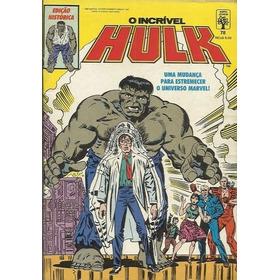 Hq - O Incrível Hulk 78 - Editora Abril - 1989
