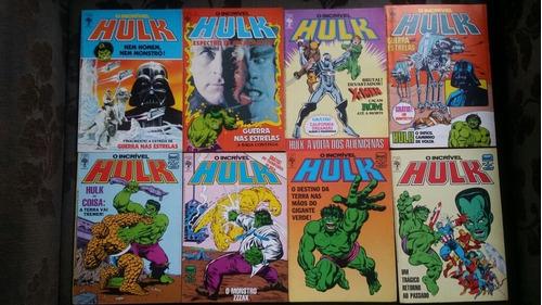 hq 46 edicoes hulk marvel comic dc