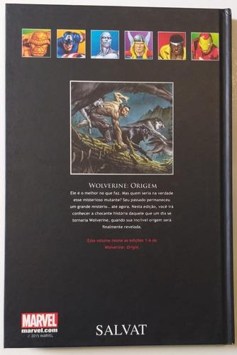 hq a coleção oficial de graphic novels wolverine - vol 26