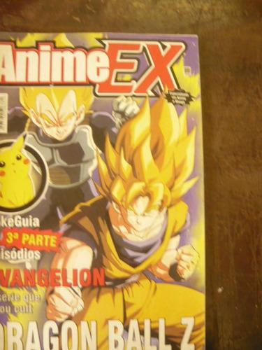 hq anime ex evangelion dragon ball z nº 03 - cod.21794