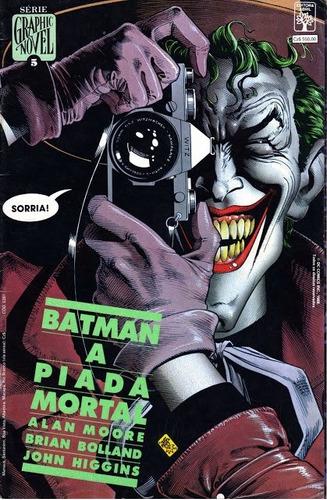 hq - batman a piada mortal - completo em pdf