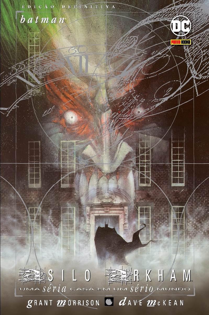 Resultado de imagem para batman Gotham: o Asilo Arkham grant morrison