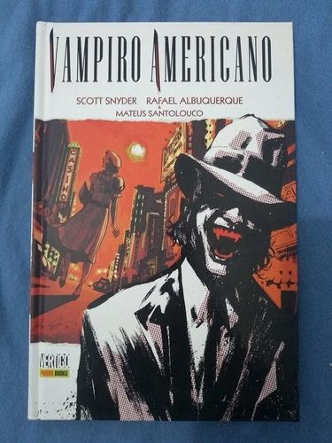 hq coleção vampiro americano - completo! 8 volumes