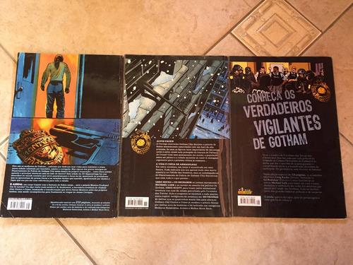 hq dc batman especial gotham city contra o crime 6 volumes