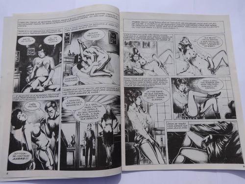 hq: erosex nº 3 - o vendedor de prazeres - onix - 1989