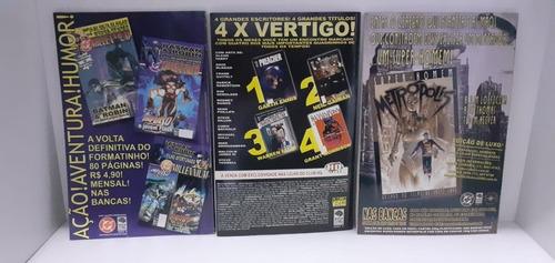 hq fanboy 1 2 3 dc brinstore sérgio aragonés e mark evanier