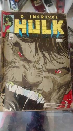 hq - gibi - incrivel hulk nº 120 marvel comics