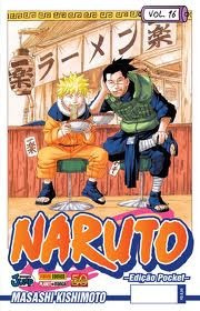 hq gibi mangá naruto nº 16 masashi kishimoto ano 2008