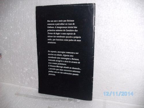 hq gibi um conto de batman-asas parte um de três abril-1993!