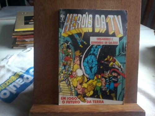 hq herois da tv - volume 86 - original