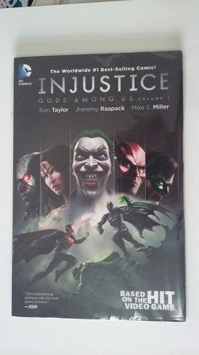 hq injustice - gods among us vol. 1