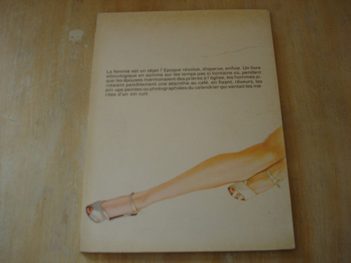 hq - la pin-up - marc gabor - 1977 - em francês