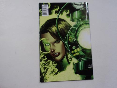 hq lanternas verdes nº 1 c. variante universo dc renasciment