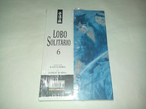 hq lobo solitário - volume 6